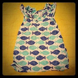 Carters sleeveless shirt